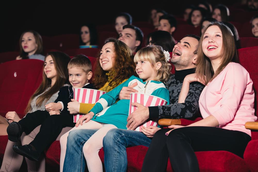 barn på bio